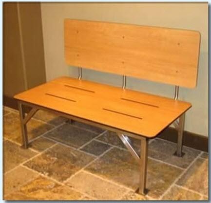 Ada Compliant Shower Bench Shower Chair Folding Shower