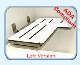 ADA Compliant Shower Bench | Shower Chair | Folding Shower Seat ...