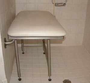 Folding Shower Transfer Bench Free Shipping