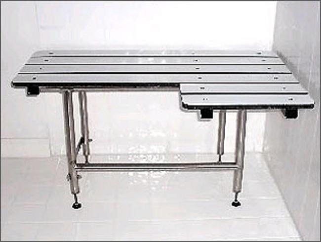 Folding Shower Transfer Bench - FREE Shipping