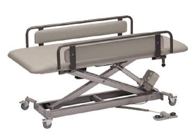 Infinity Adjustable Mobile Changing Table - Adjustable changing table