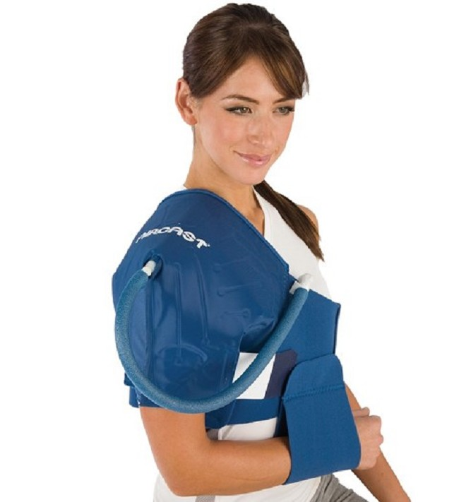 Amazon. Com: aircast cryo/cuff cold therapy: shoulder cryo/cuff.