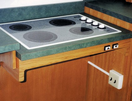 kitchen design for wheelchair user. smart mini kitchenergonomic