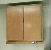 Height Adjusting Cabinet Kit