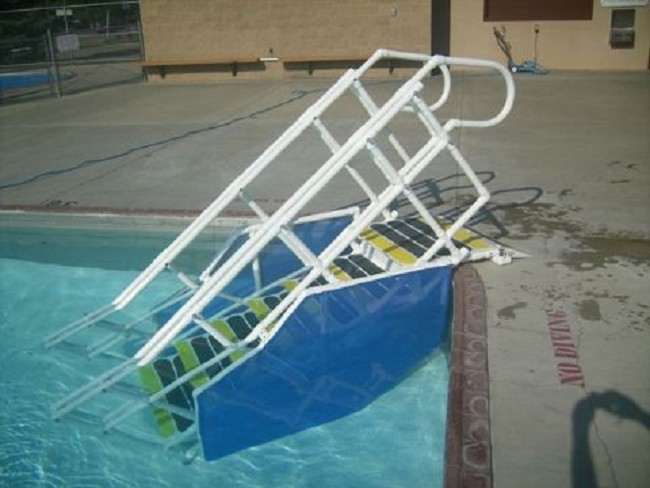 AquaTrek2 ADA Compliant Pool Steps