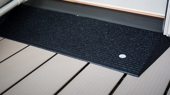 Transitions Angled Threshold Entry Mat Free Shipping