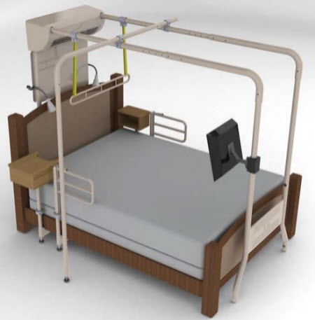 bed assist rails | bed rails | bed rails for seniors - discount