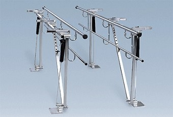 Parallel bars exercise bars physical therapy parallel for Floor operator