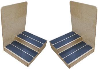 Step Stool Folding Stool Wooden Step Stool Safety