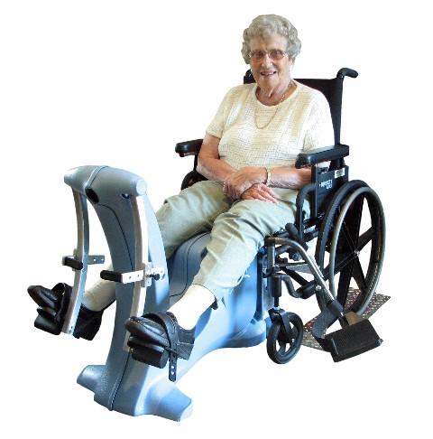 chair stepper exercise machine