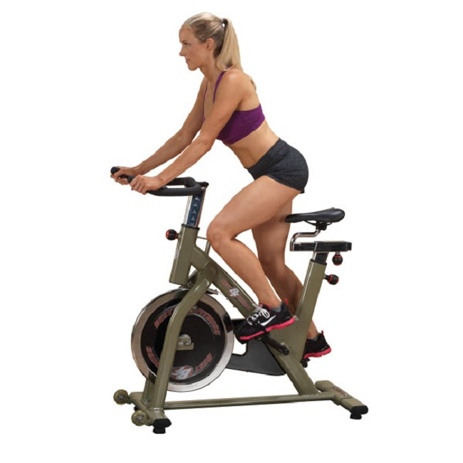 best fitness chain spin style bike free shipping. Black Bedroom Furniture Sets. Home Design Ideas