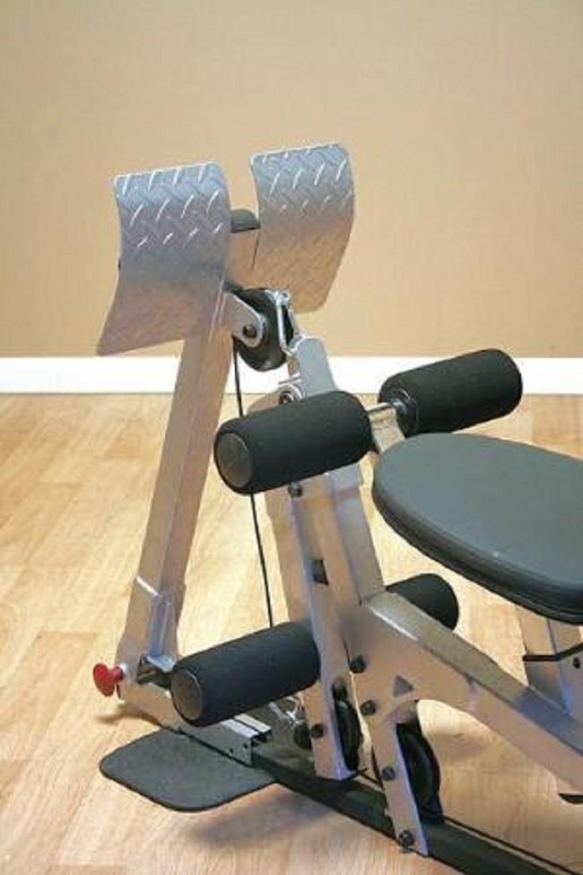 Leg Press Attachment For Body-Solid BSG10X Home Gym