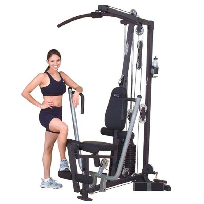 Body solid g s selectorized home gym free shipping