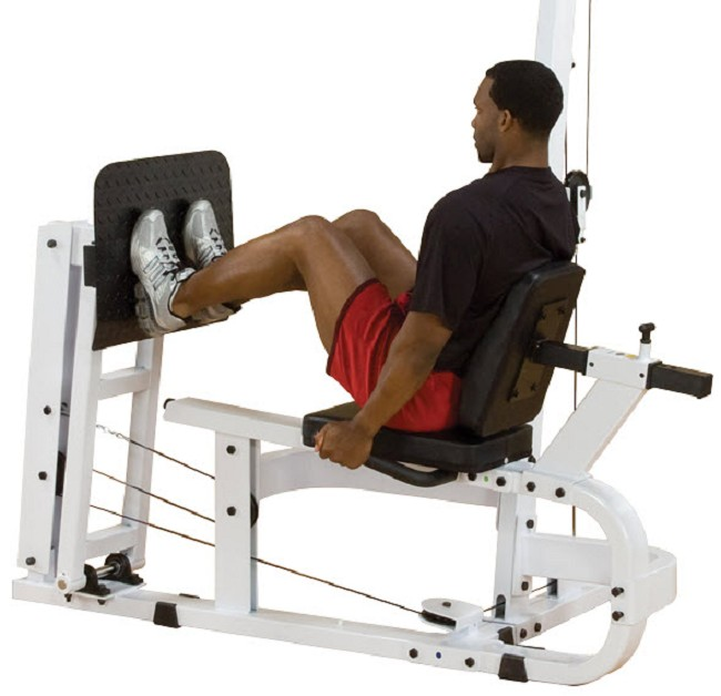 Leg press option for exm s free shipping