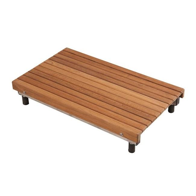 Teak Removable Bathtub Bench - FREE Shipping