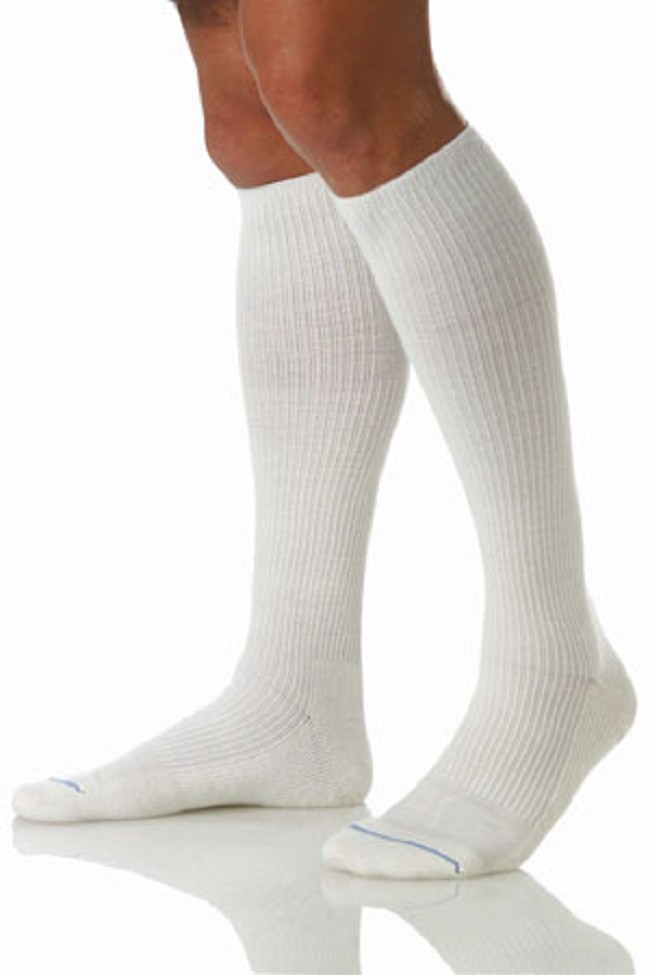 527deecce4d Jobst Athletic Knee-High Support Socks. 8-15 mmHg Compression