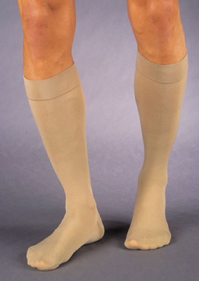 Jobst Relief Knee High Moderate Compression Stockings