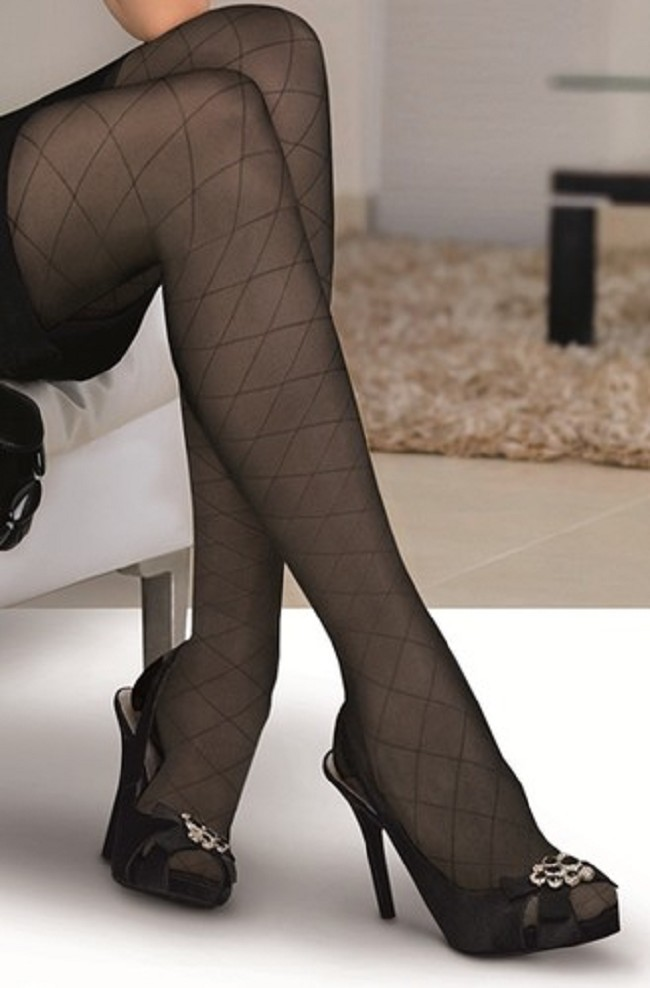 95e182589 Jobst Ultrasheer Patterned Thigh High Moderate Compression ...