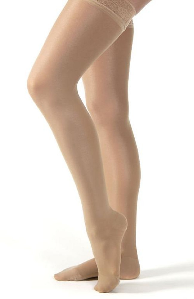 Jobst Petite Ultrasheer Thigh High Compression Stockings