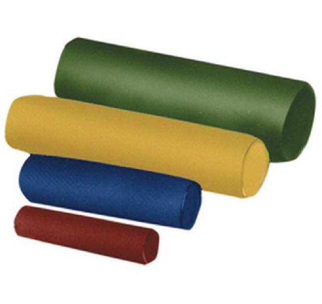 Polyurethane Foam Buns : Cando vinyl covered economy foam rolls free shipping