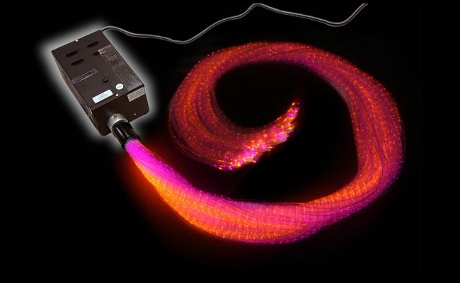 Fiber Optic Spray Lights For Soothing Sensory Es