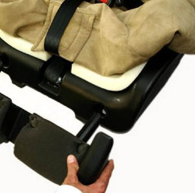 Car Seat Extenders For Pediatric Special Needs Seats