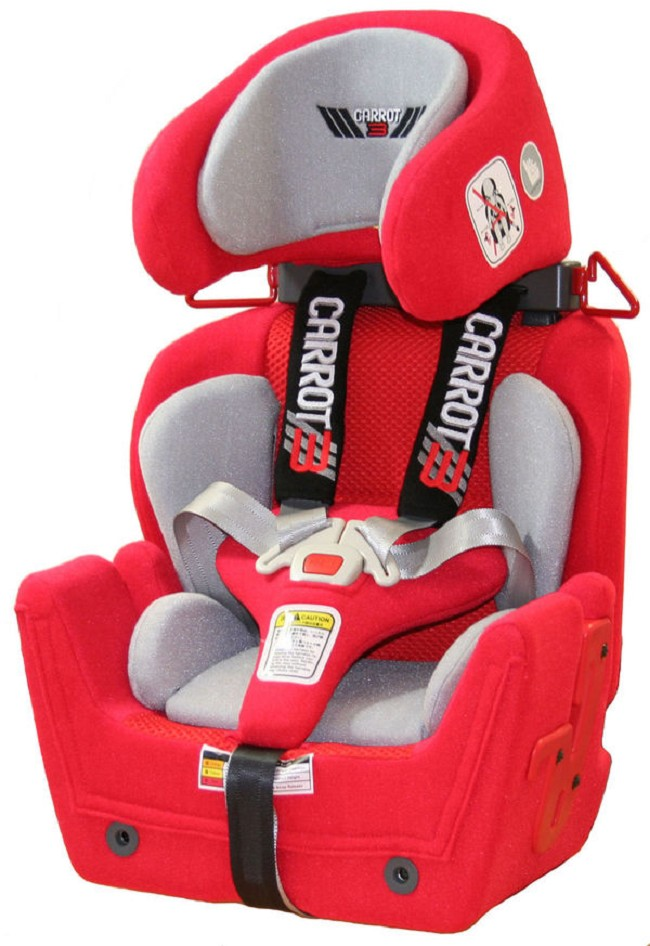 Carrot 3 Special Needs Car Seat - FREE Shipping