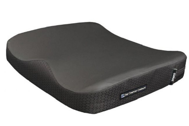 Curve Wheelchair Cushion By Comfort Company