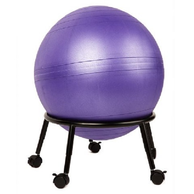 Balance Ball Chair Frame Only: Fitterfirst Ball Chair Frame FOR SALE