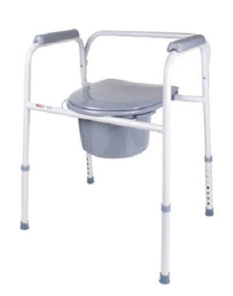 Bedside Commodes | Commode Chair | Toilet Chair | Toilet Safety ...