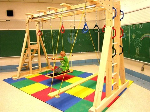 Class Champs Indoor Gym Frame