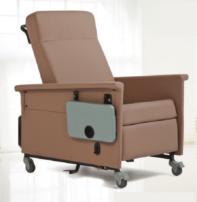 Roll Prevention Sleep Guards for Champion Medical Recliner Chair