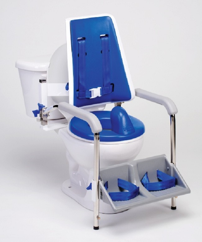Toilet Support Systems : Accessories and replacement parts for the contour wrap