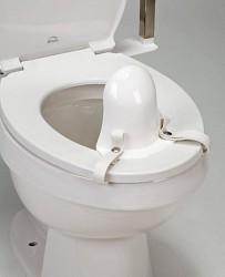 Pediatric Padded Toilet Seat Reducer Ring