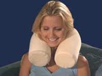 Twist Bendable Neck Support Pillows