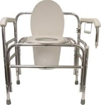 Bariatric Commode Toilet Commode Toilet Chair