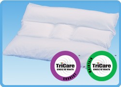 Neck Support Pillows Memory Foam Cushions Orthopedic