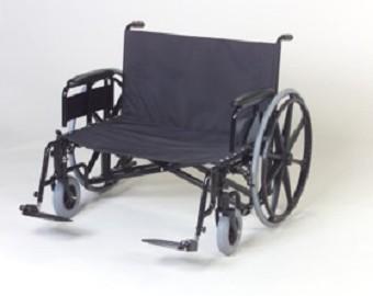 Bariatric Wheelchair Transport Chair Heavy Duty
