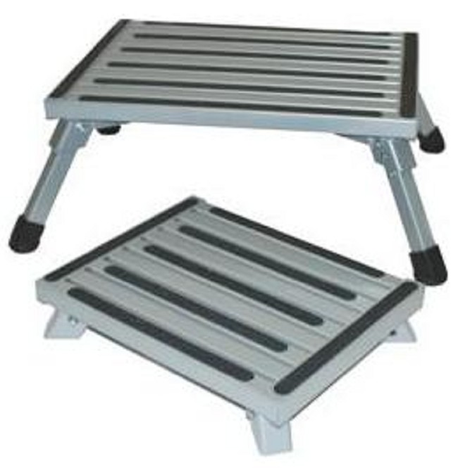 Bariatric Folding 1000lb Weight Capacity Step Stool