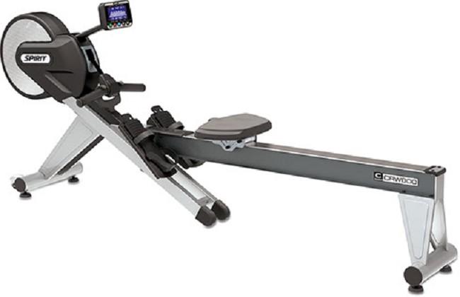 Spirit Fitness CRW800 Magnetic Rowing Machine