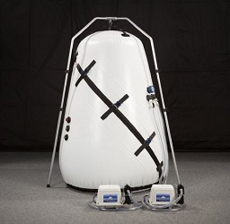 Summit to Sea Dive Vertical Hyperbaric Chamber