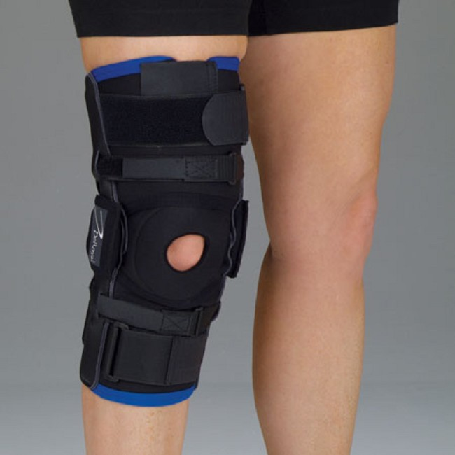 4f20d65028 Use this innovative knee brace and its unique hinged design to treat a host  of painful knee conditions, instabilities, and post-surgery for ACL, LCL,  MCL, ...
