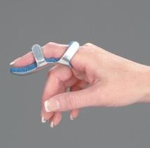 how to get a finger splint