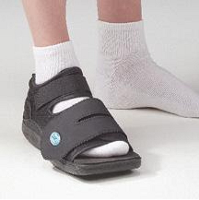 c13e41e924 About The Adjustable Darco Med Post-Op Surg Shoe