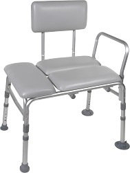Case Of Two Probasics Padded Transfer Benches