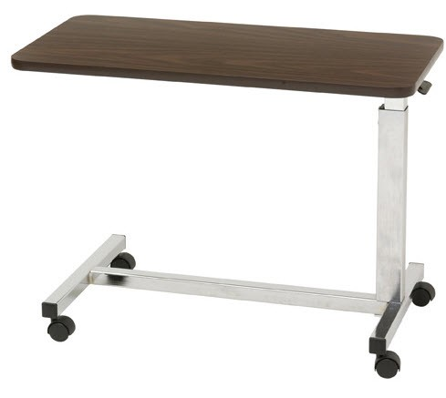 hospital bed table | bed tray table | overbed table | hospital