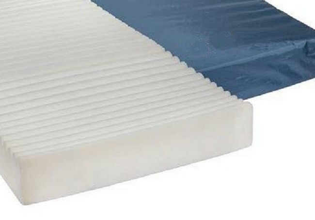 mattress invacare therapeutic by htm excel softform p