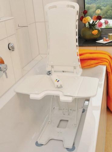 Bellavita Automatic Bath Lift