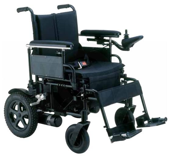 Power Wheelchairs Electric Wheelchair Motorized