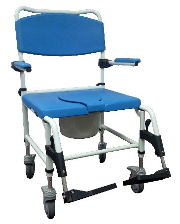 Bariatric Rehab Shower mode Chair FREE Shipping